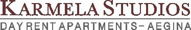 karmela studios aegina logo